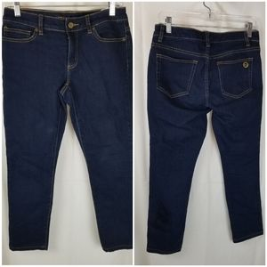 Michael Kors Cropped Skinny Jean